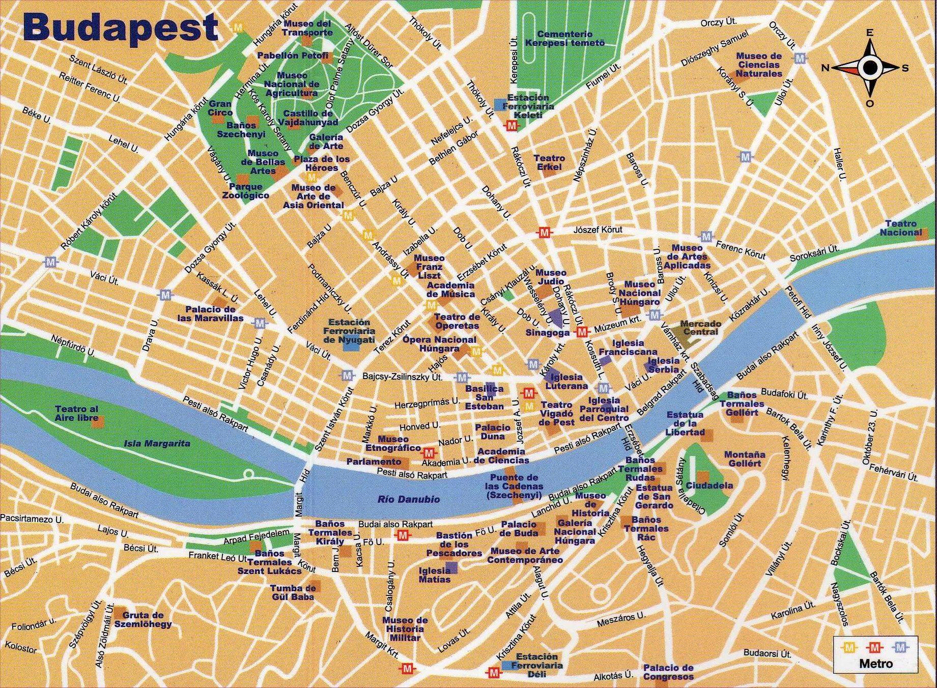 Mapa Turistico Budapest Pdf.Los Viajes De Budapest 3 En 2019 Mapa Turistico Budapest
