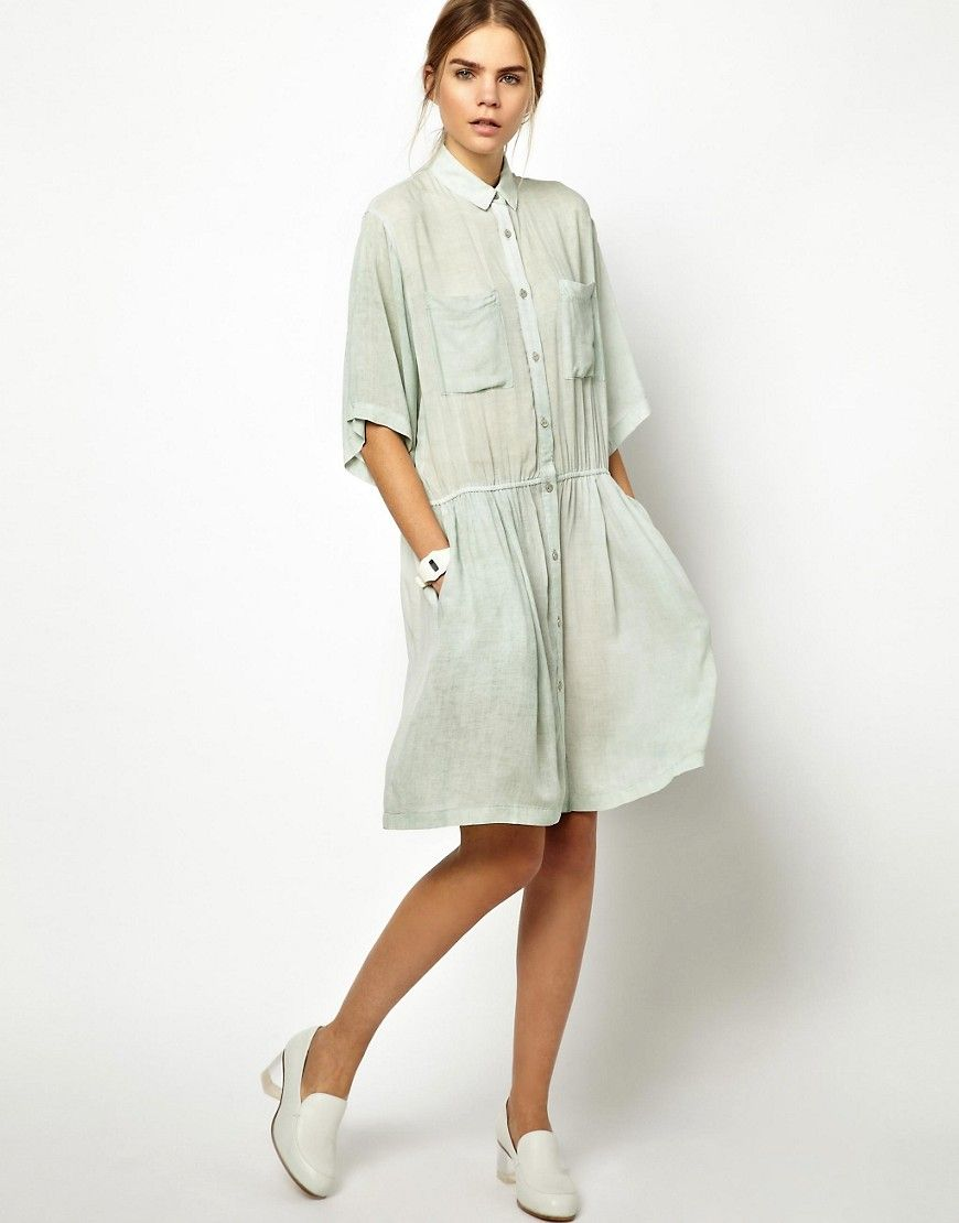 Модные Ли Платье Рубашки
