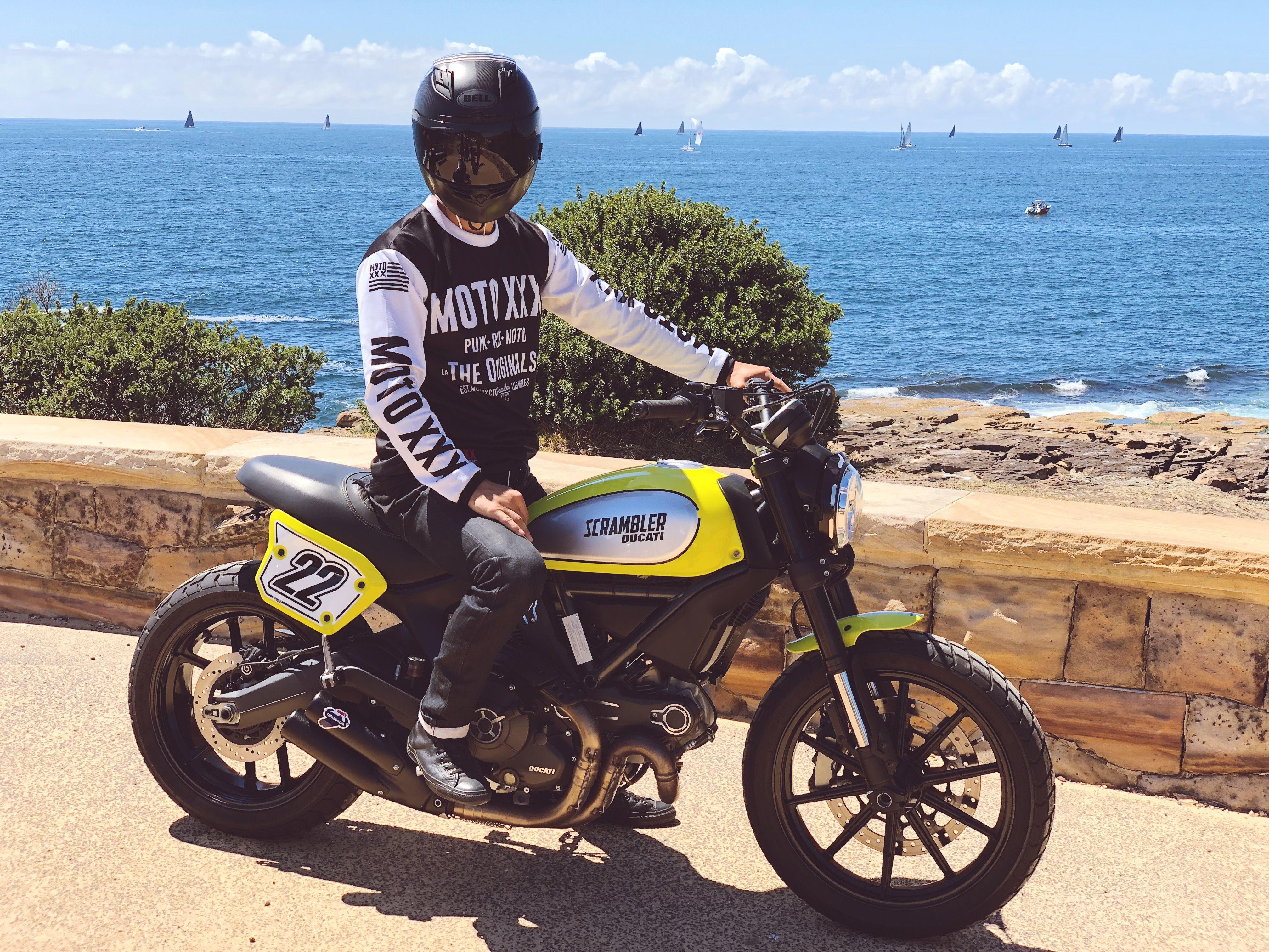 Ducati Scrambler Flat Track Pro Motorcycles Idea Ducati