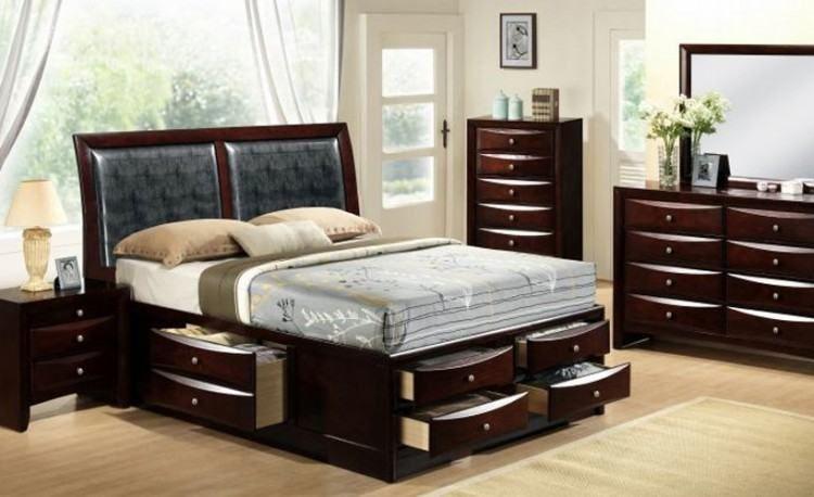 Enchanting El Dorado Furniture Bedroom Set And Sleeping Beauty King Bed