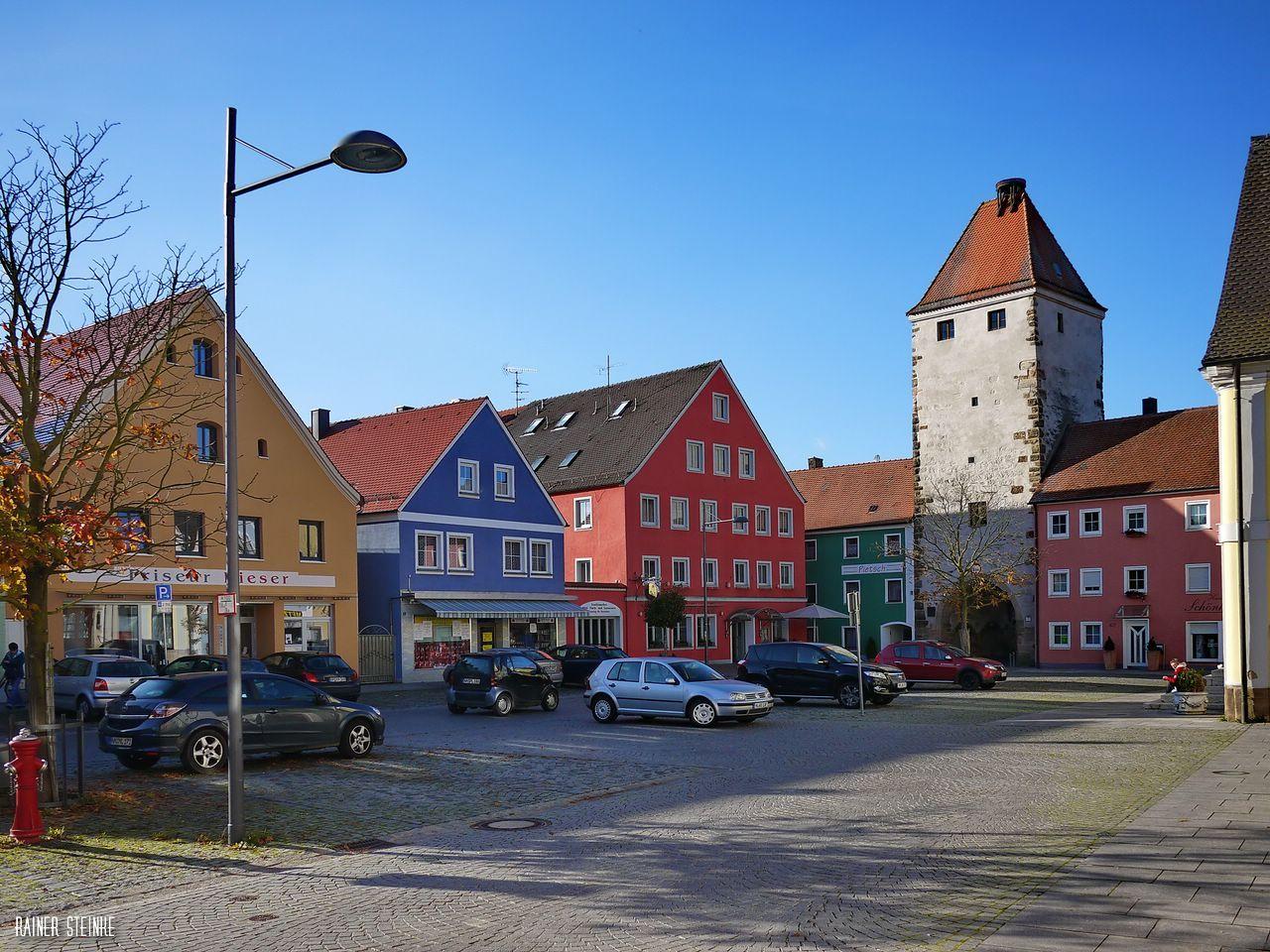 Bunt und sympathisch, Freystadt in der Oberpfalz