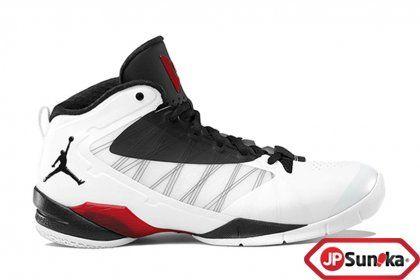 wholesale dealer 982fb ede61 Nike Jordan Fly Wade 2 EV White Black Red (514340-101)