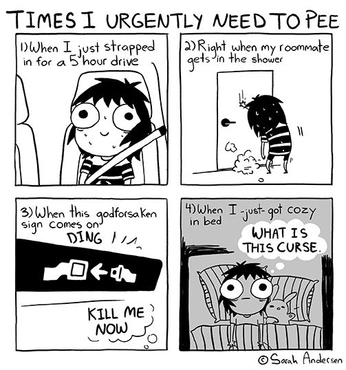 Comic Strips Every Girl Will Understand Comics Pinterest - Hilarious comics that every introvert will understand