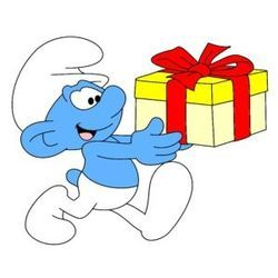 jokey smurf original french name schtroumpf farceur is one of the main characters of the - Schtroumpf Farceur