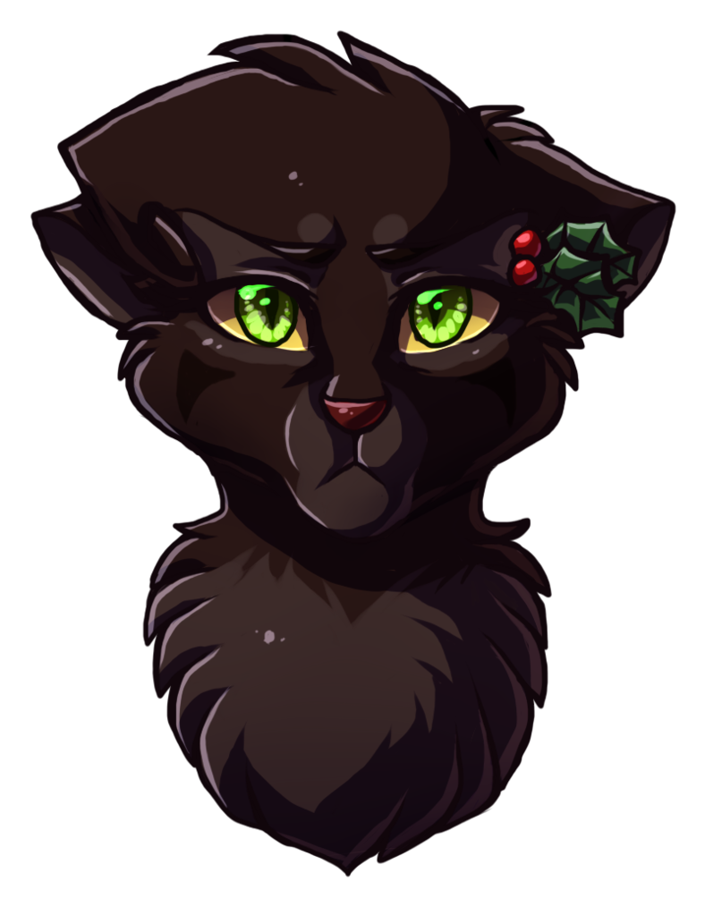 Firebird Warrior Cat