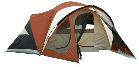 For the c&ing lover Walmart carries a variety of water proof tents. Whether itu0027s a dome or truck tent Walmart Canada has it for less.  sc 1 st  Pinterest & Ventura 18u0027x16u0027x80u0027u0027 Family Dome Tent w/Screen Porch | Walmart.ca ...