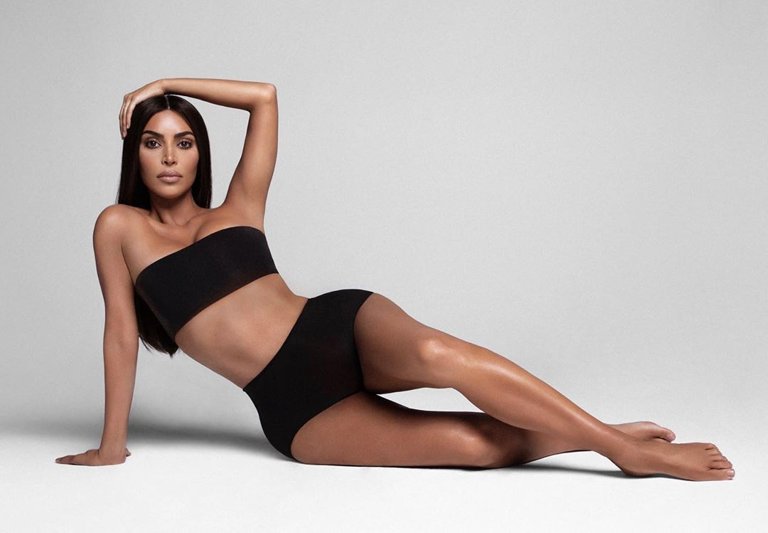 Kim Kardashian Gets Candid About Changing the Name of Her Shapewear Brand from Kimono to SKIMS