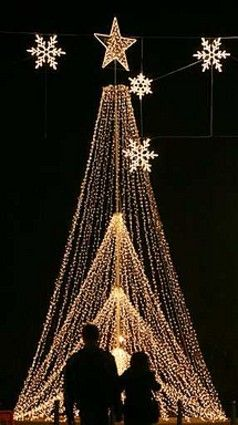 Christmas tree in Bulgaria
