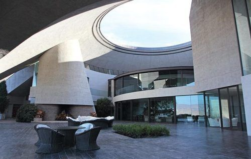 12 Secret Peeks Into Bob Hope's Storied Lautner Listing - Auctions - Curbed National