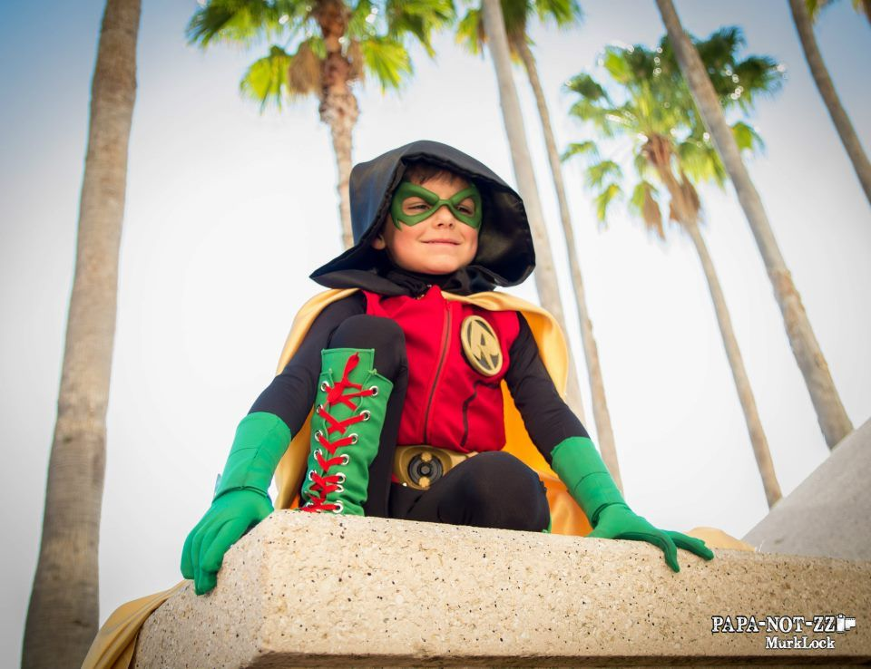 damian wayne deviantart | Robin Damian Wayne by ComicChic19 on deviantART