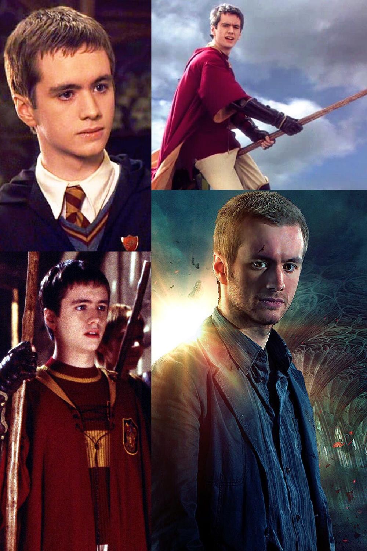 Oliver Wood Oliver Wood Harry Potter Oliver Wood Sean Biggerstaff