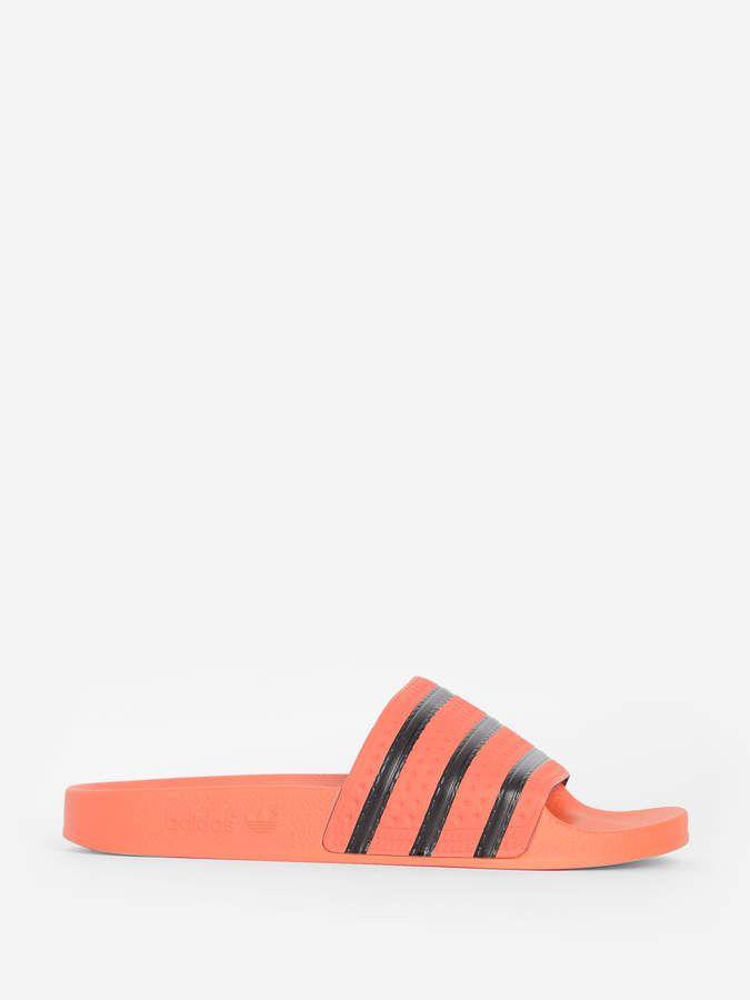 Adidas Sandals CM8442 in 2019 | Adidas sandals, Adidas