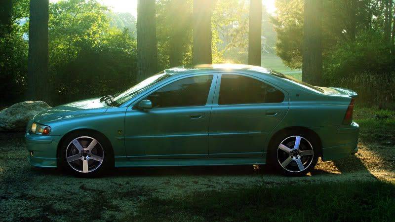 Photoshopped 18 Machine Surfaced Pegasus Rims Volvo Volvo S60 Project R