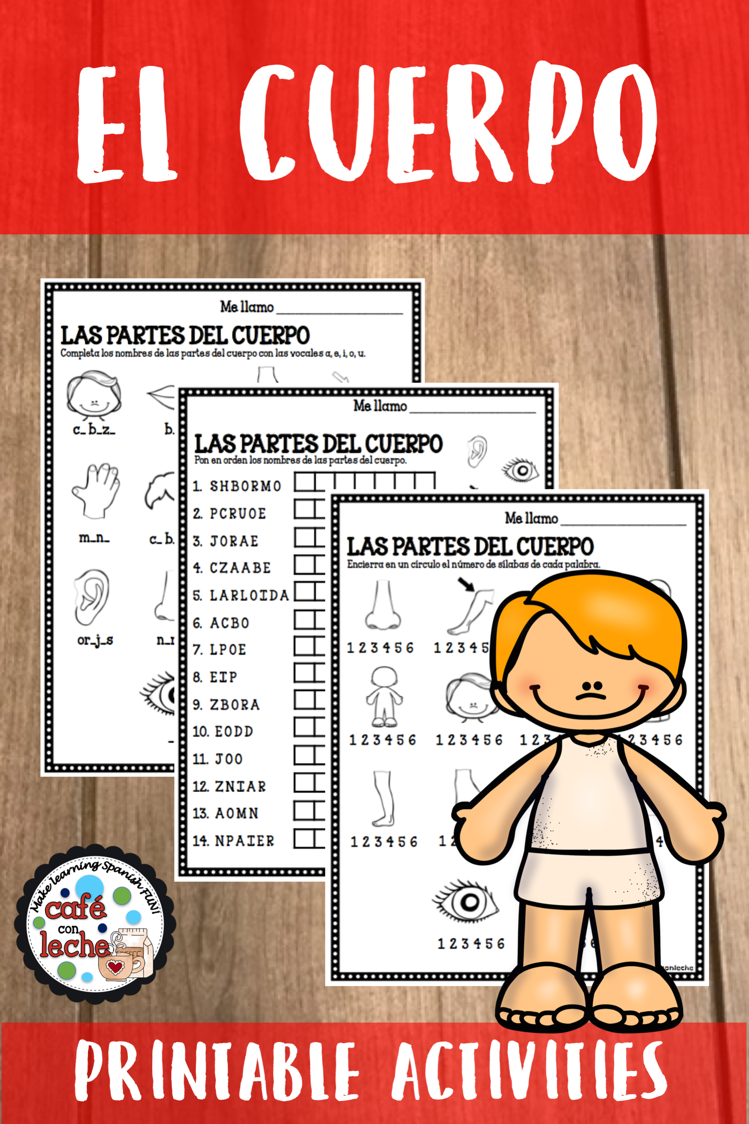 Pin On Spanish Vocabulary