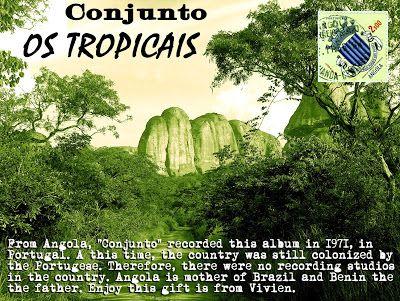 oro: Conjunto Os Tropicais (Angola)