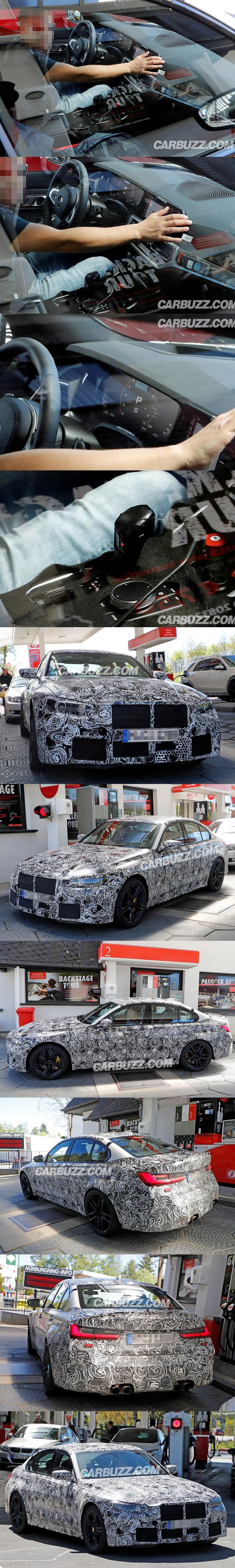 Take A Look At The 2020 Bmw M3 S Stunning Interior Bmw M3 Bmw