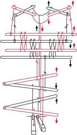 Kankaan rakentaminen: muuttumaton ja muuttuva sidonta | Punomo