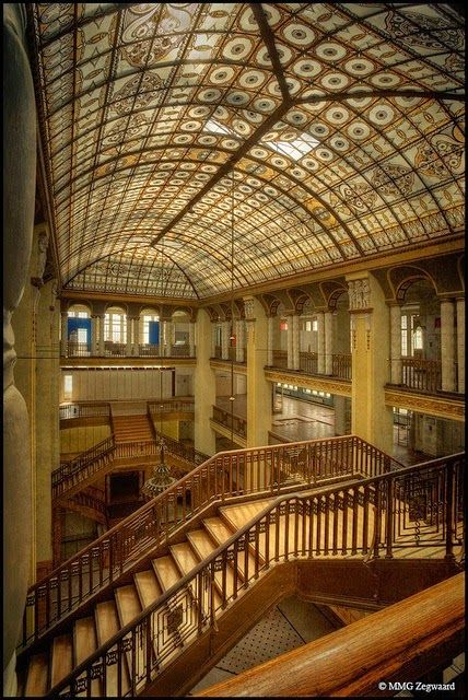 Abandoned Hertie Department Store, Germany