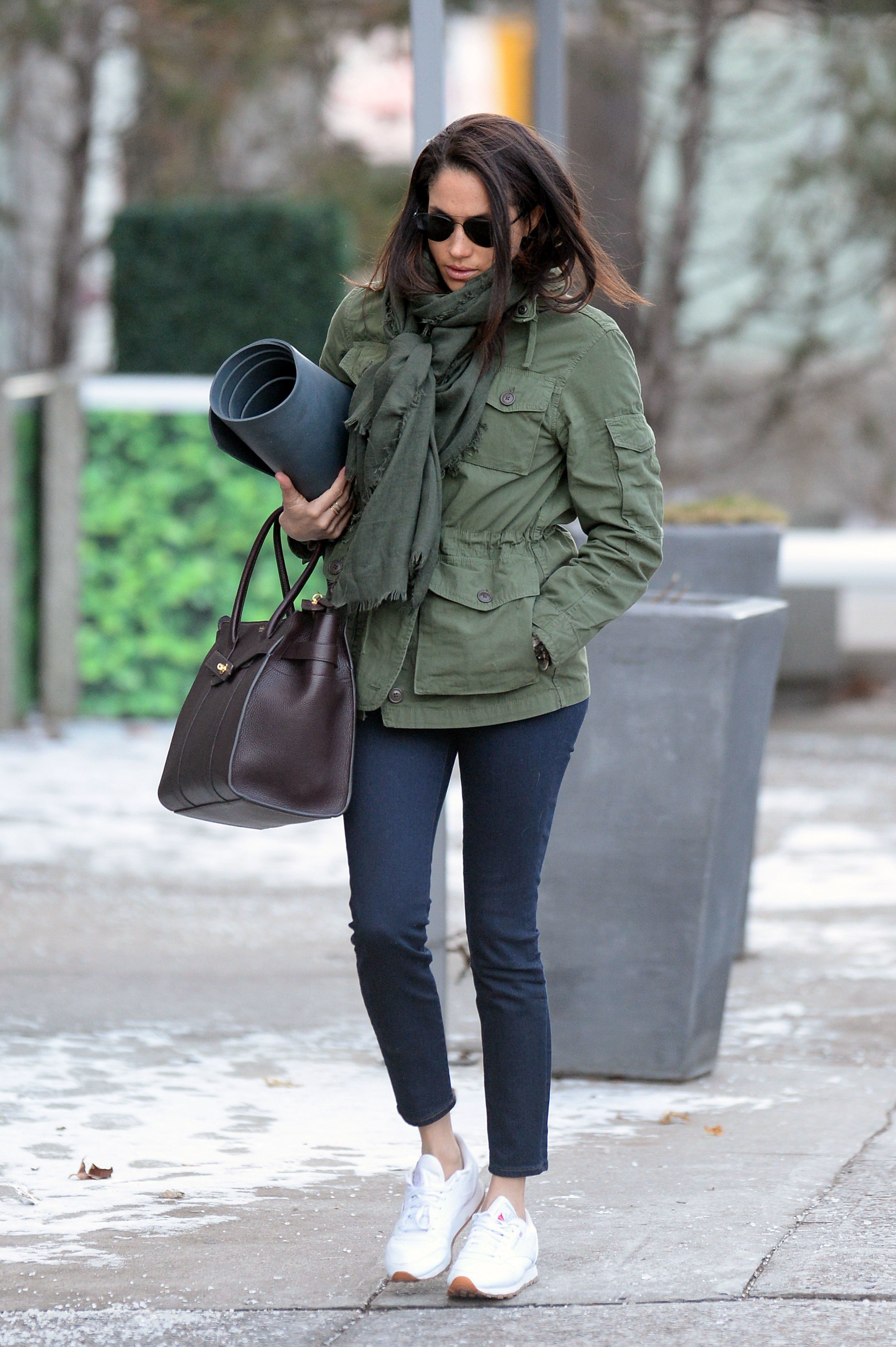 Prince Harry\u0027s Girlfriend Meghan Markle Is Already Giving Royal,Worthy Street  Style