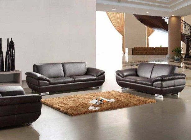 Italian Sofas For Interior Concept Spacious Living Room Design Brown Carpet