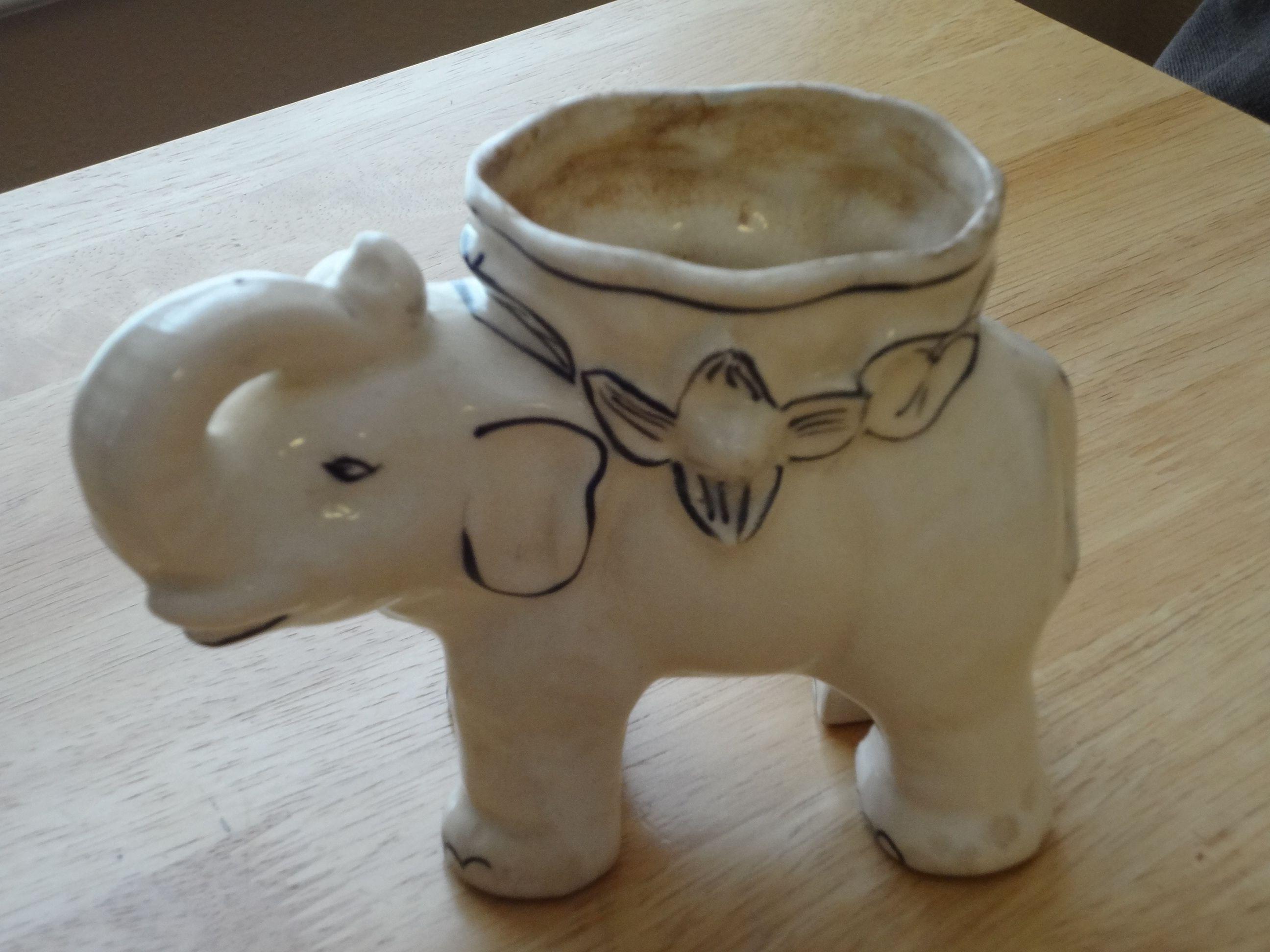 Ceramic Boxes With Lids - Ceramic Angel Planter - Creative Ceramic ...