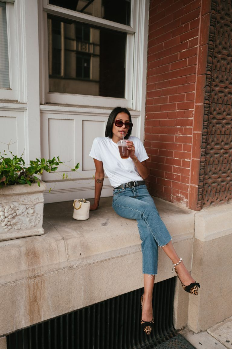 Jeans That Will Take You From Summer To Fall
