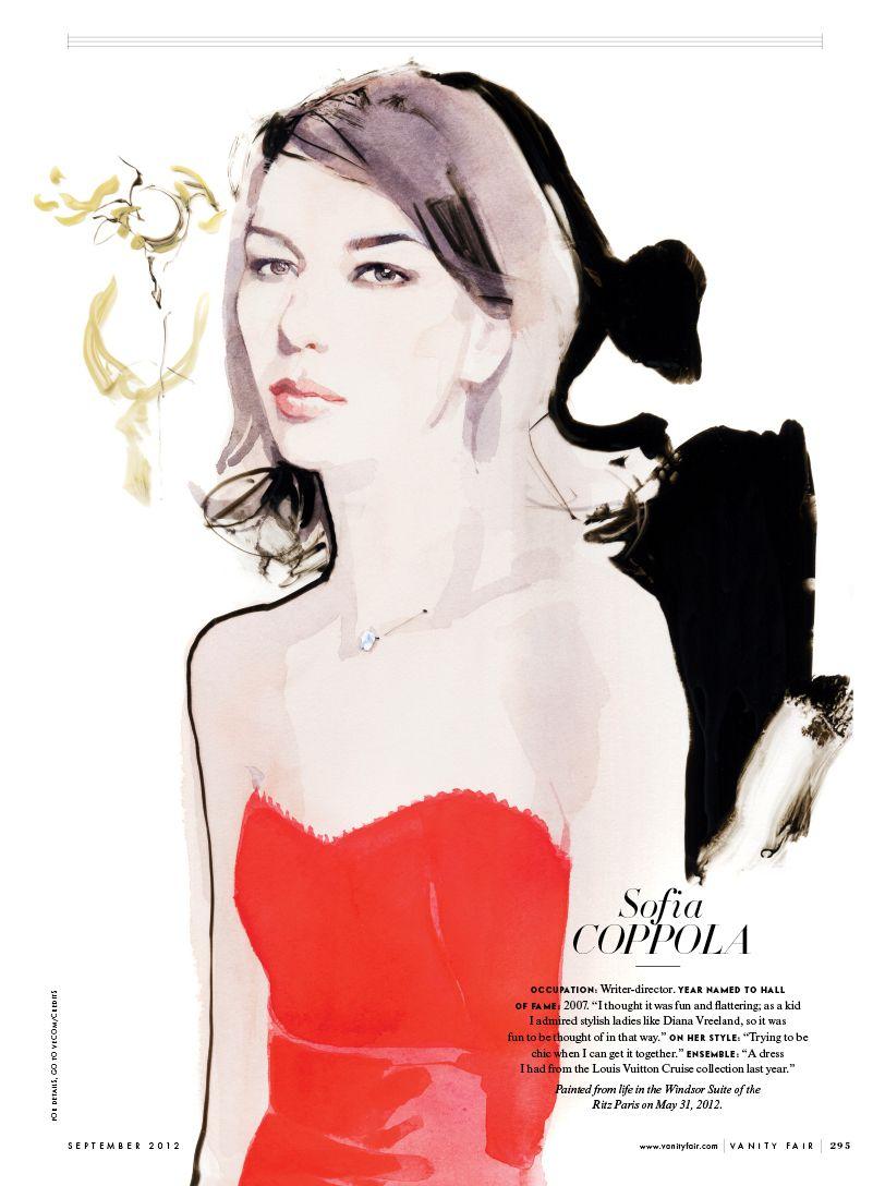 Resultado de imagen para david downton fashion illustrations