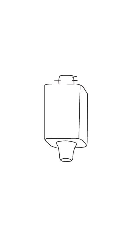 Elco Lighting ETTW Pendant Connector for 1 or 2 Circuit Track