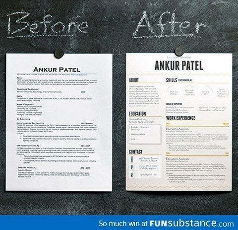 How to make your resume stand out - FunSubstance Useful and