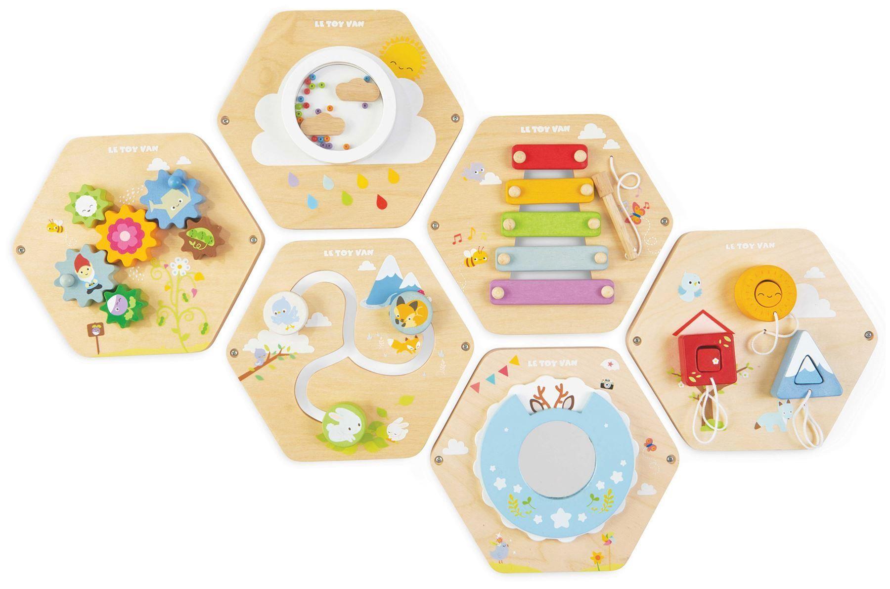 Le Toy Van Petilou Baby Homes Activity Tile In