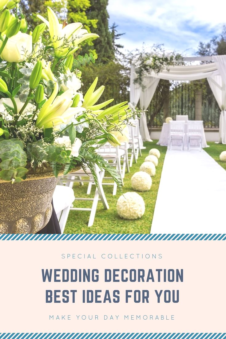 Unique wedding decoration ideas  Unique Wedding Decor Ideas Collections  Great And Lowcost Wedding