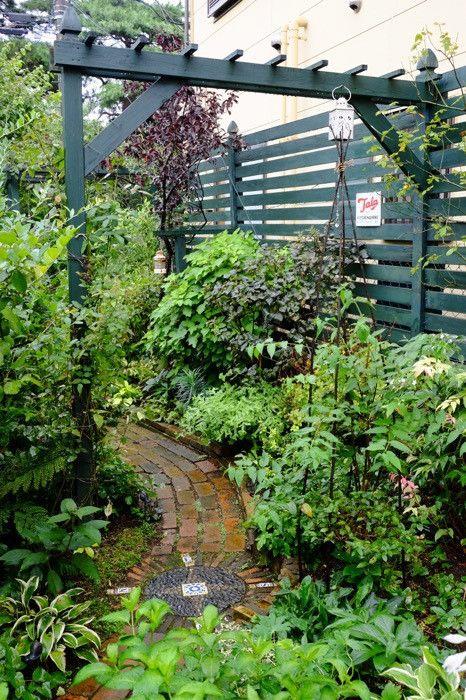 ここはNY? の画像 Nora レポート ~ワンランク上の庭をめざして~