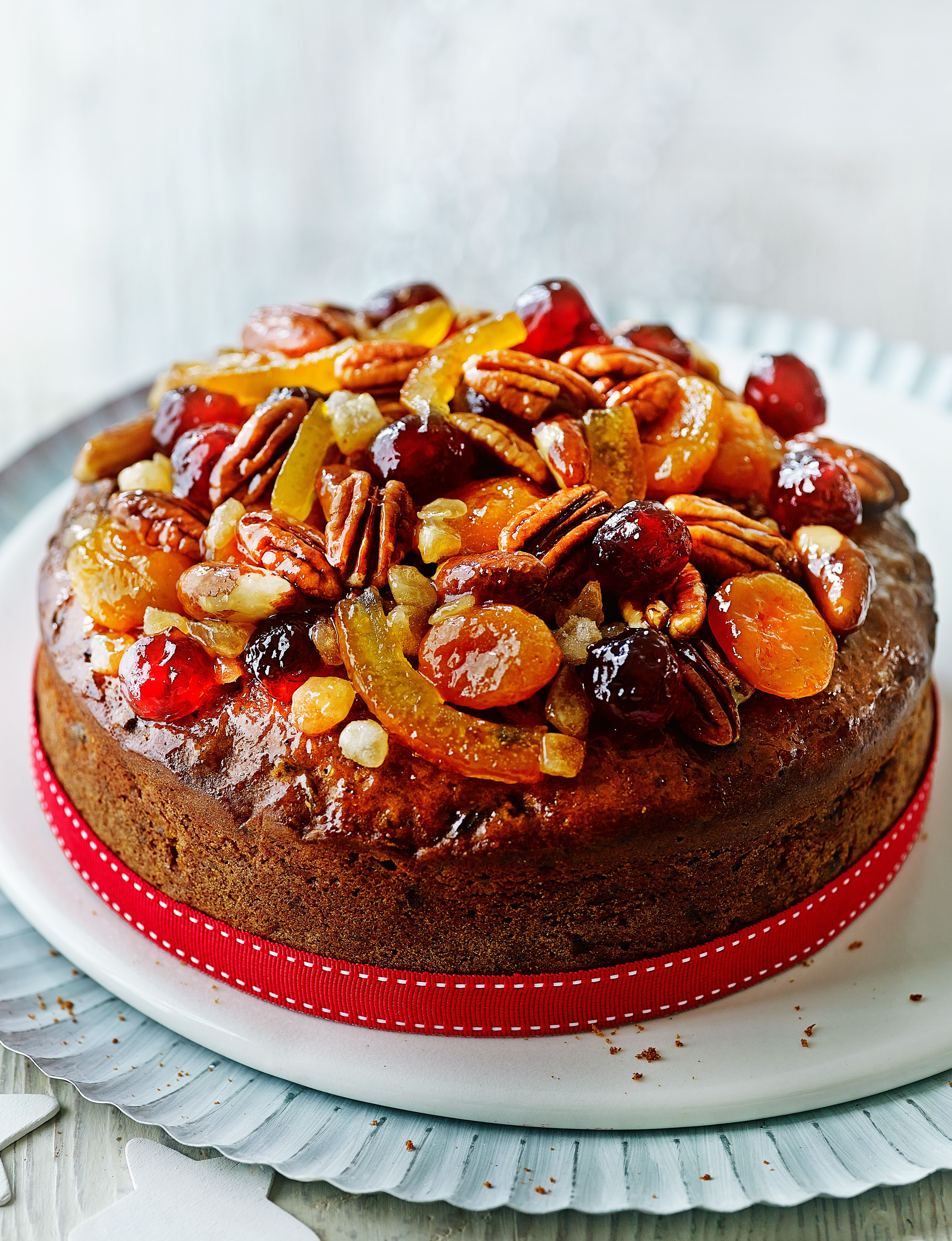 Christmas Fruit Cake With Ginger Recipe Fruit Cake Christmas Christmas Cake Recipes Christmas Cooking