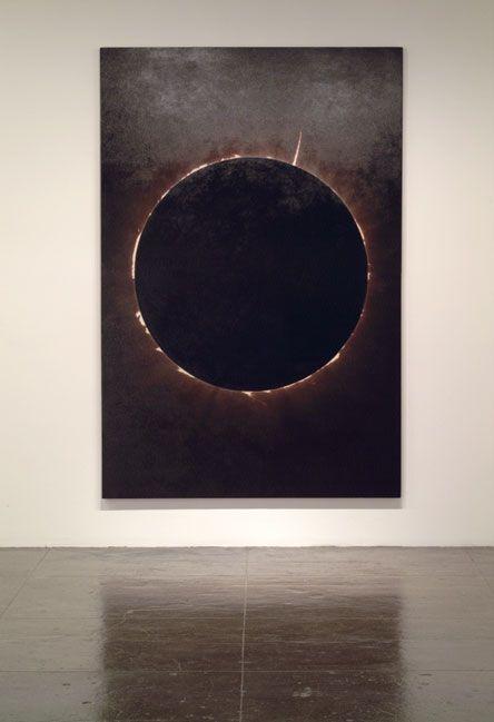 Eclipse, 2000 by Peter Rostovsky.