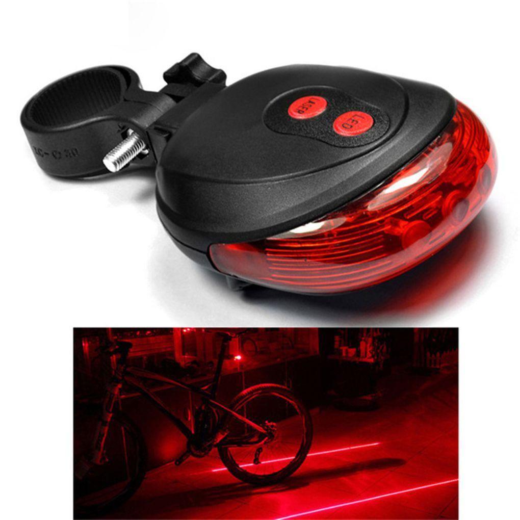Hot Sale Novelty Lighting Bicycle Led Taillight Safety Warning