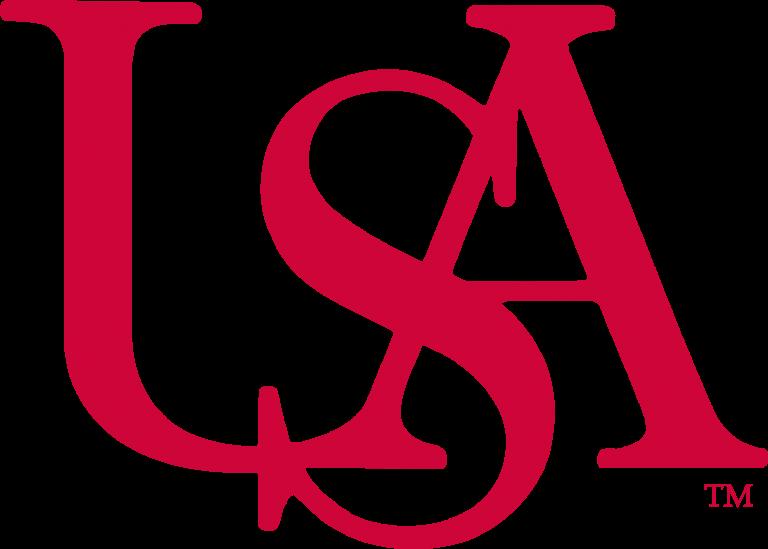 University Of South Alabama Logo Usa Png Image University Of South Alabama University Of South World University
