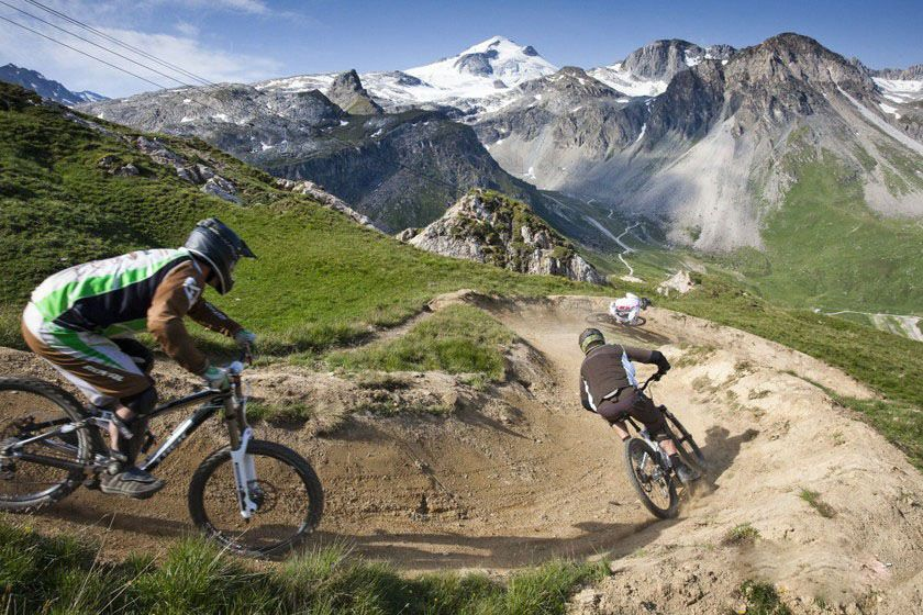 10 Breathtakingly Fantastic Mountain Cycling Parks You Shouldn T