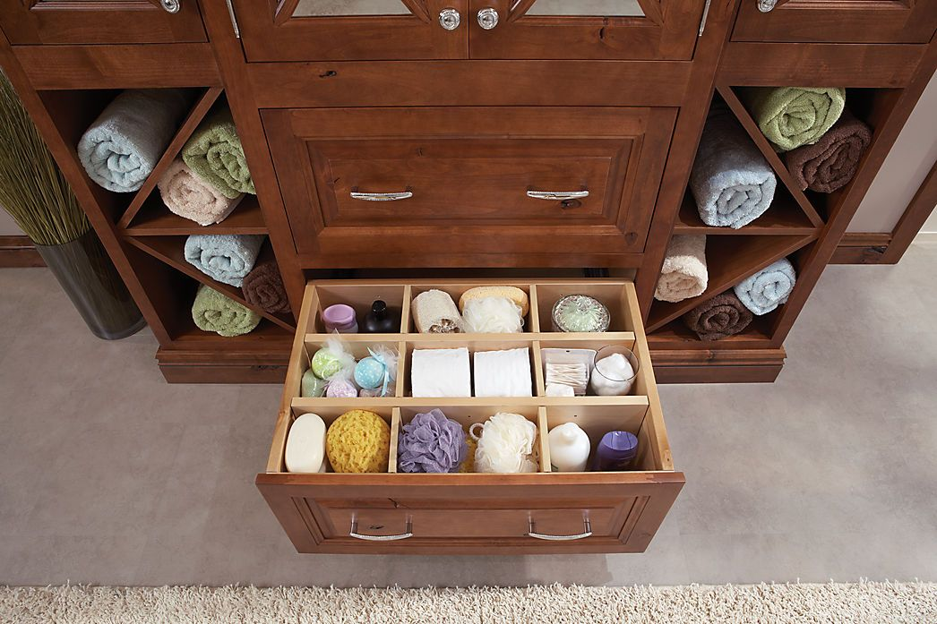 Don T Forget About Your Bathroom Organization Drawer