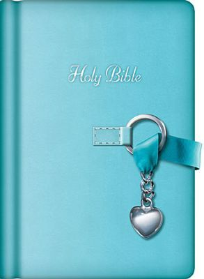 NKJV Simply Charming Bible, Leathersoft Hardcover | Children's