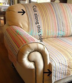 Fabulous Make Your Own Loveseat Protector House Diy Sofa Cover Machost Co Dining Chair Design Ideas Machostcouk