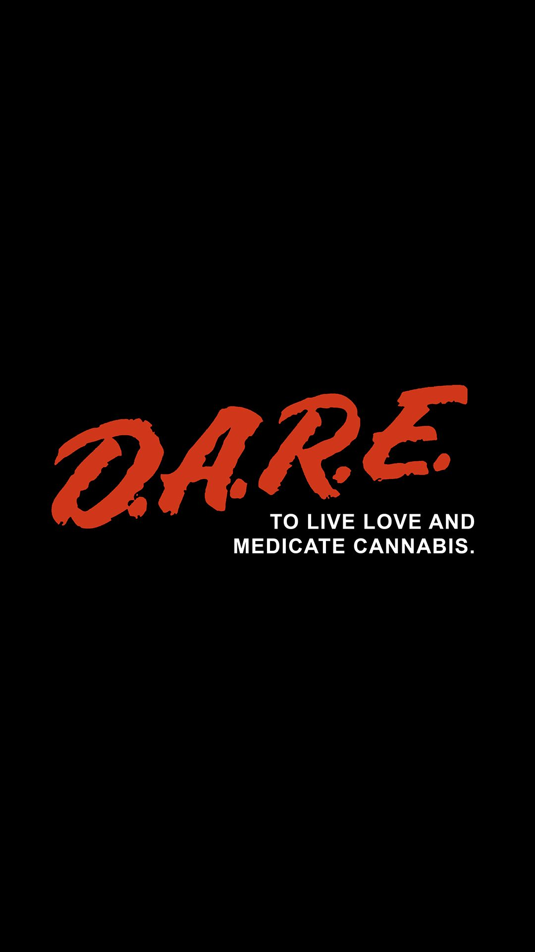 Enjoy A Legally Medicated Brand Wallpaper For Your Cellular Devices