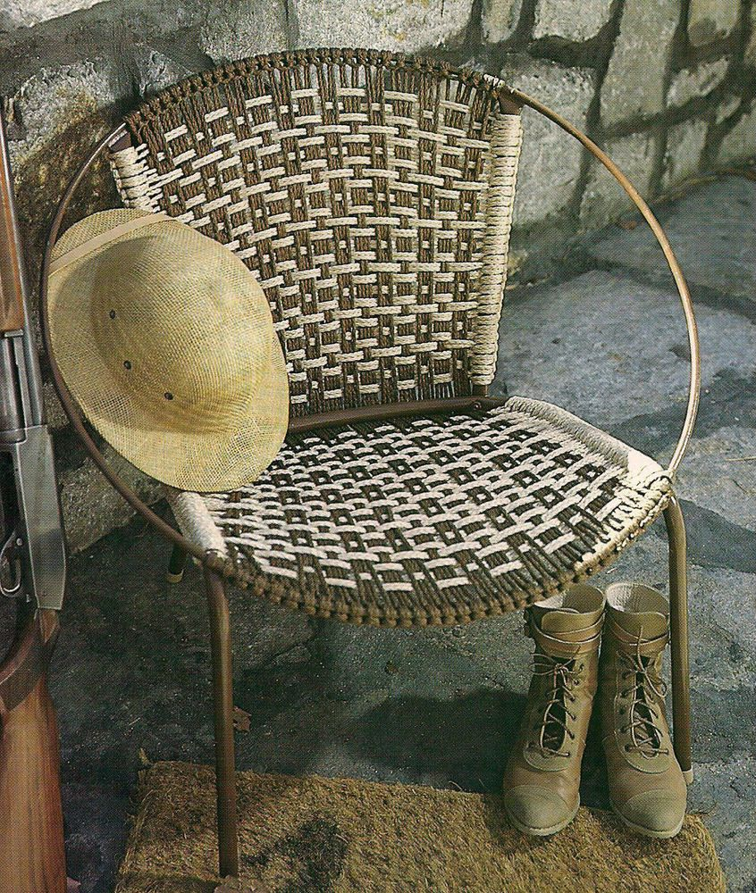 Details About Macrame Chairs For Country Living Lawn Chair