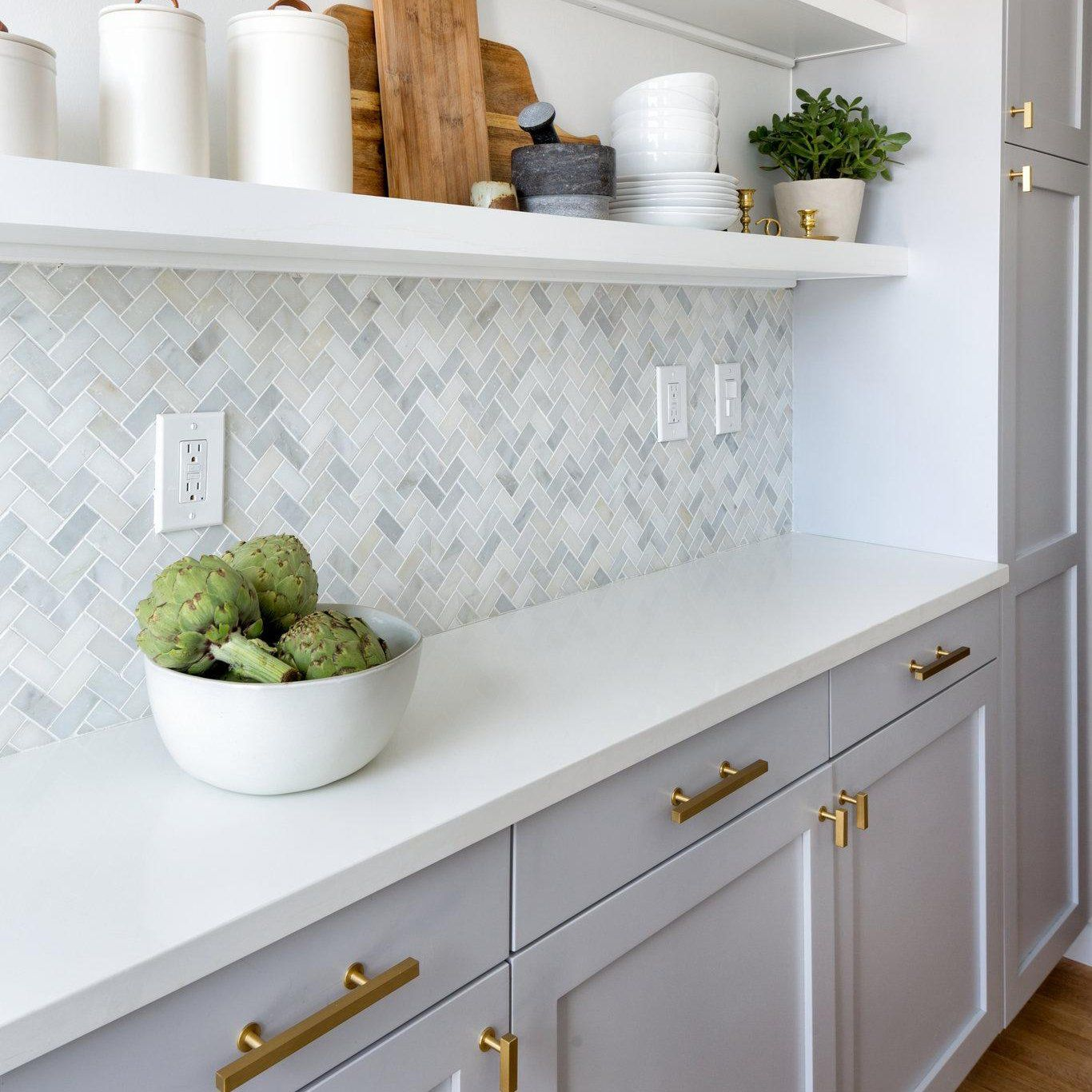 The Perfect Small Kitchen Transformation Kitchen Transformation Kitchen Small Kitchen
