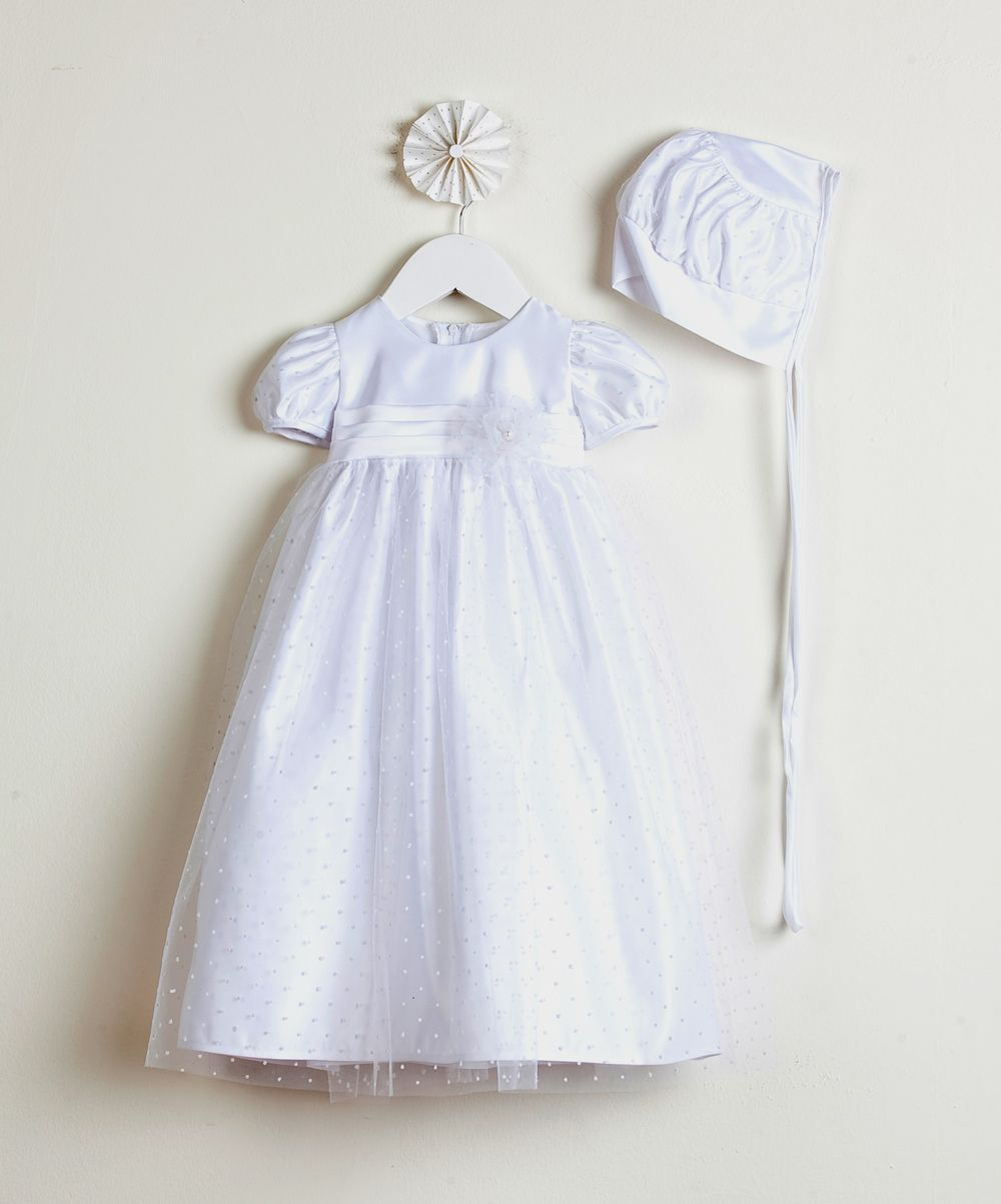 Christening Gown G141 by Sweet Kids