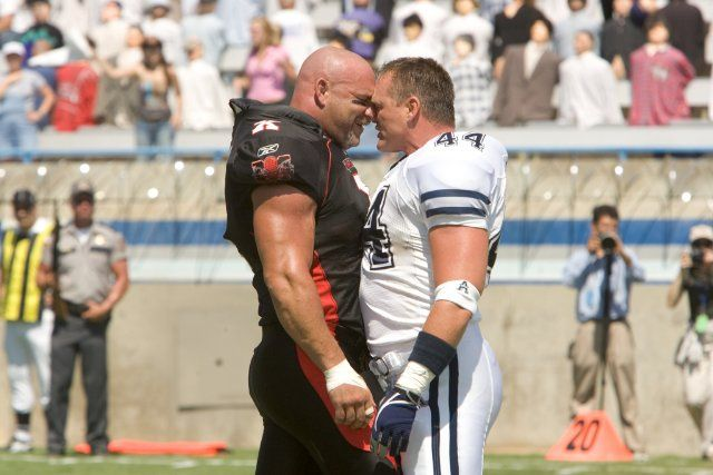 sports shoes 894df d8ae1 Still of Bill Goldberg and Brian Bosworth in The Longest ...