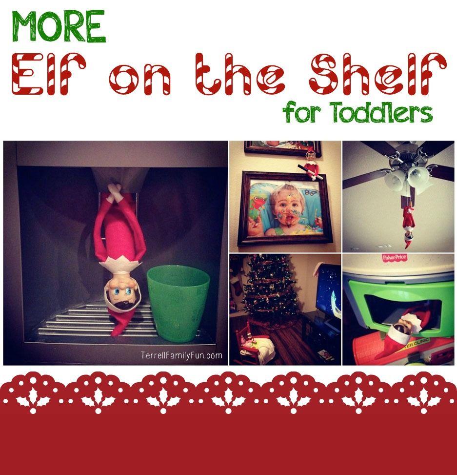 Best Of Toddler Ideas For Elf On The Shelf