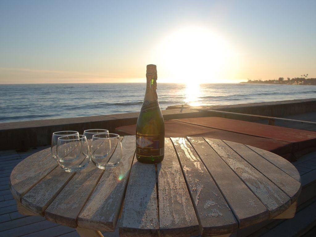 OCEANFRONT beach house **SUMMER OPEN** - VRBO | California ...