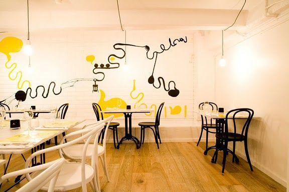 1000+ images about Diseño Interior-Restaurant on Pinterest ...