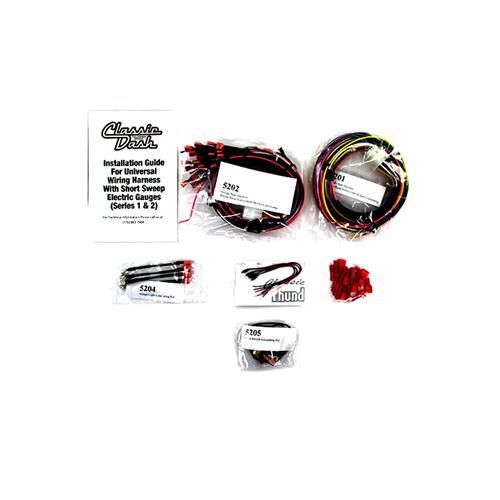mustang wiring harness kits mustang image wiring classic dash mustang wiring harness led kit for autometer gauges on mustang wiring harness kits