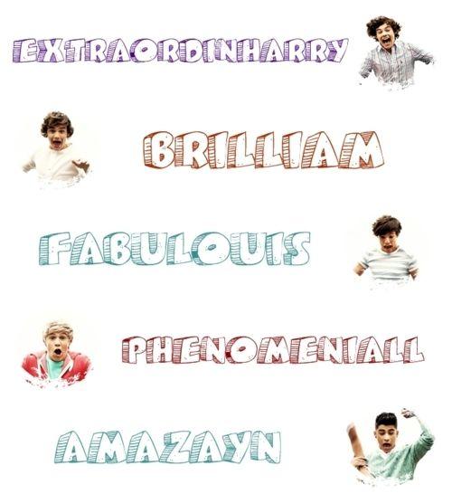 OurBoys♥ - One Direction Fan Art (27977691) - Fanpop fanclubs